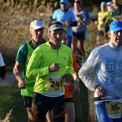 45. Saaremaa kolme päeva jooks - Emil Laugal (36), Andre Vinkel (245), Maret Pais (519)