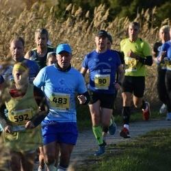 45. Saaremaa kolme päeva jooks - Gunnar Eensoo (483), Evgenii Efimovskii (592)