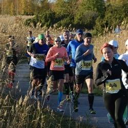 45. Saaremaa kolme päeva jooks - Tea Mey (44), Kuido Kond (410), Laura Huik (493), Urmas Teeorg (508)