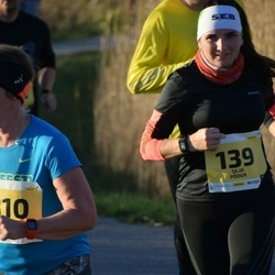 45. Saaremaa kolme päeva jooks - Silja Põder (139), Triinu Kannel (310)