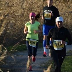 45. Saaremaa kolme päeva jooks - Ave Toomingas (134), Gerly Vahe (518)