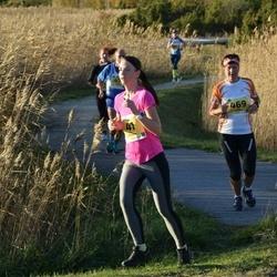 45. Saaremaa kolme päeva jooks - Kristel Viirmann (41), Tiiu Jüriado (469)