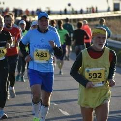 45. Saaremaa kolme päeva jooks - Gunnar Eensoo (483), Evgenii Efimovskii (592), Margit Udikas-Susi (674)