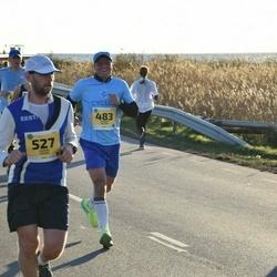 45. Saaremaa kolme päeva jooks - Gunnar Eensoo (483), Edgari Treier (527), Margit Udikas-Susi (674)