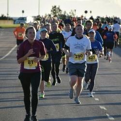 45. Saaremaa kolme päeva jooks - Laura Kivi (81), Rene Luik (290), Kaja Ōispuu (627)