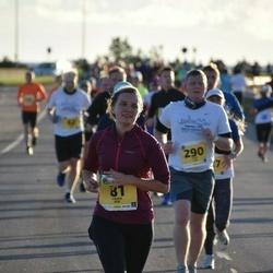 45. Saaremaa kolme päeva jooks - Laura Kivi (81), Rene Luik (290)