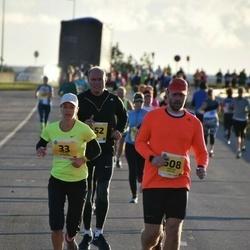 45. Saaremaa kolme päeva jooks - Katrin Peterkopf (33), Krister Kallas (608)