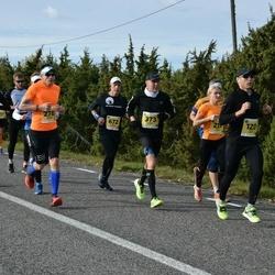 45. Saaremaa kolme päeva jooks - Toomas Kogger (278), Andrus Kivari (373), Taavi Vasserman (672)