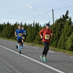 45. Saaremaa kolme päeva jooks - Rain Raun (217), Gvido Lapsa (359)
