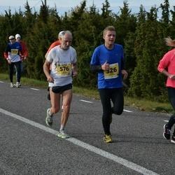 45. Saaremaa kolme päeva jooks - Märt Kesküla (326), Anneli Ratassepp (413), Ants Kuusik (576)