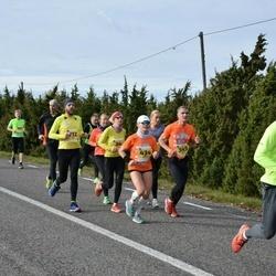 45. Saaremaa kolme päeva jooks - Andres Sinisalu (345), Marika Roopärg (434), Matis Merivee (708)
