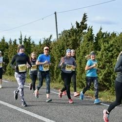 45. Saaremaa kolme päeva jooks - Külli Kaldma (117), Epp Välba (331), Tuuli Saarniit (546), Tatjana Kulikova (559)