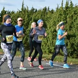 45. Saaremaa kolme päeva jooks - Külli Kaldma (117), Epp Välba (331)