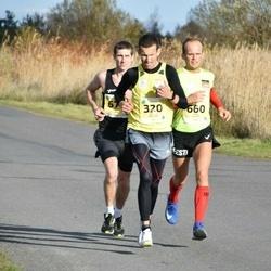 45. Saaremaa kolme päeva jooks - Tarmo Reitsnik (320), Janar Juhkov (660)