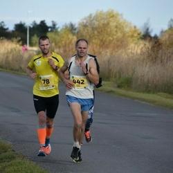45. Saaremaa kolme päeva jooks - Alari Lumberg (78), Olav Paris (442)