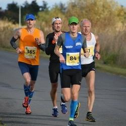 45. Saaremaa kolme päeva jooks - Peep Jalakas (84), Tanel Kannel (365)