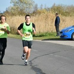 45. Saaremaa kolme päeva jooks - Viljar Vallimäe (350), Tanel Rasmus Teesalu (640)