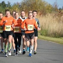 45. Saaremaa kolme päeva jooks - Minna Kuslap (153), Mart Kivi (207), Janar Säkk (321)