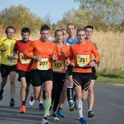 45. Saaremaa kolme päeva jooks - Minna Kuslap (153), Mart Kivi (207), Janar Säkk (321), Renat Vafin (652)