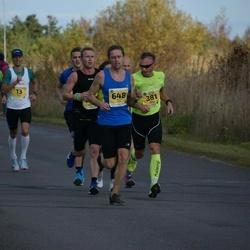 45. Saaremaa kolme päeva jooks - Kristjan Vares (13), Urmas Põldre (381), Raigo Saar (648)
