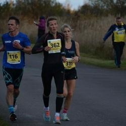45. Saaremaa kolme päeva jooks - Lauri Pihlak (116), Marion Tibar (311), Anastasiia Zakharova (362)