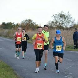 45. Saaremaa kolme päeva jooks - Marek Märtson (301), Mark Orav (380), Jean-Luc Plagnaud (457)