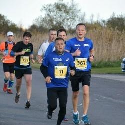 45. Saaremaa kolme päeva jooks - Rainis Saar (11), Erik Zavadskis (367), Priit Lopsik (799)