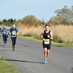 45. Saaremaa kolme päeva jooks - Leonid Homin (560), Marek Läte (619)
