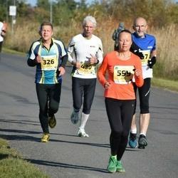 45. Saaremaa kolme päeva jooks - Märt Kesküla (326), Kaupo Koplus (430), Liina Areng (599)