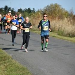 45. Saaremaa kolme päeva jooks - Hanno Kindel (537), Margit Udikas-Susi (674)