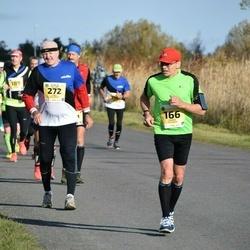 45. Saaremaa kolme päeva jooks - Arwed Puusalu (166), Tõnu Pullerits (272)