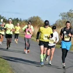 45. Saaremaa kolme päeva jooks - Raul Reiska (90), Inga Kree (97), Ingmar Pärtelpoeg (364), Ants Kuusik (576), Ragnar Rannasto (689)