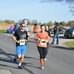 45. Saaremaa kolme päeva jooks - Anne-Li Tilk (199), Kaur Tammepuu (682)