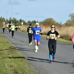 45. Saaremaa kolme päeva jooks - Sigrid Turja (268), Kädi Lepberg (406)