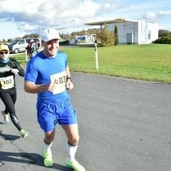 45. Saaremaa kolme päeva jooks - André Abner (102), Gunnar Eensoo (483)