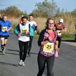 45. Saaremaa kolme päeva jooks - Diana Pungar (25), Janek Saar (538), Vladimir Treimut (597)