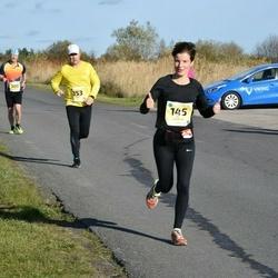 45. Saaremaa kolme päeva jooks - Jana Veenpere (145), Margus Kask (353)