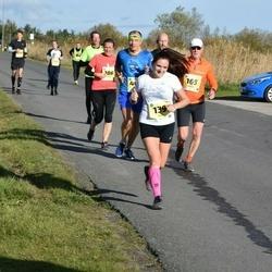 45. Saaremaa kolme päeva jooks - Silja Põder (139), Jüri Sakkeus (165)