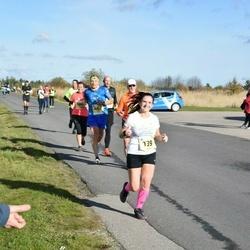 45. Saaremaa kolme päeva jooks - Silja Põder (139), Jaanus Purga (462)