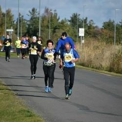 45. Saaremaa kolme päeva jooks - Piret Voogre (129), Roman Rannisto (471)