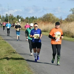 45. Saaremaa kolme päeva jooks - Erkki Naaris (179), Heli Säde (318)