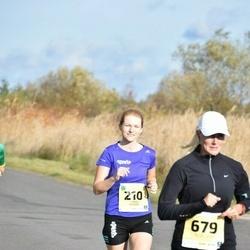 45. Saaremaa kolme päeva jooks - Annika Veisson (210), Valentina Chernousova (558), Hedi Vipp (679)