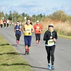 45. Saaremaa kolme päeva jooks - Terje Tiiman (299), Aleksandr Ljapustin (604)