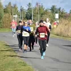 45. Saaremaa kolme päeva jooks - Mare Mändla (347), Priit Toru (710)