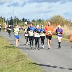 45. Saaremaa kolme päeva jooks - Triin Kink (264), Krister Kallas (608)