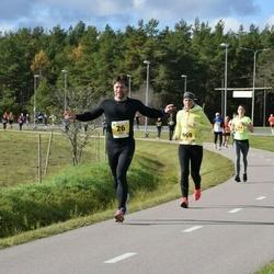 45. Saaremaa kolme päeva jooks - Oliver Õunap (26), Kaivi Kukk (969)
