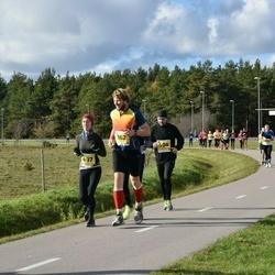 45. Saaremaa kolme päeva jooks - Martins Platacis (162), Ahti Põlluäär (408), Agnese Gaile (497)