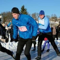 10. Mulgi Uisumaraton - Uno Zimmermann (432), Jarmo Randmäe (440)