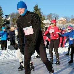 10. Mulgi Uisumaraton - Ülo Older (337), Raimo Kurg (391), Anne Mari Mõttus (444)