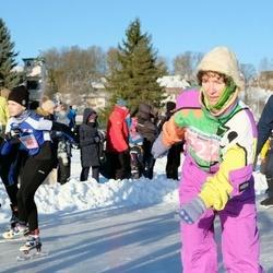 10. Mulgi Uisumaraton - Berit Petrova (194), Anneli Lukason (327)